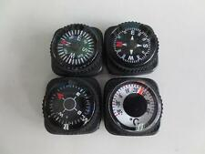 3 COMPASS + 1 THERMOMETER  WITH HOLD FOR 20MM WATCH BAND - 489