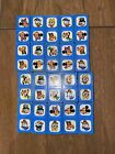 Vintage Disney's Mickey And Friends Dominoes 20 Plastic Pieces, Ages 4 To 8