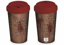 The Walking Dead negan Lucille Travel Mug Ceramic Brand New dans box Great Gift