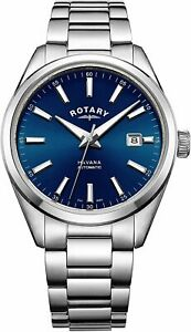 Rotary Mens Analogue Classic Automatic Watch GB05077/05