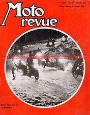 MOTO REVUE 1915 MAICO 125 RS Rennsport Weslake Metisse Rickman Eléphants 1969
