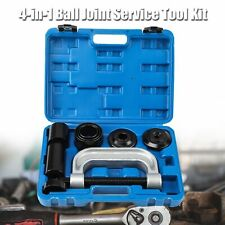 Ball Joint Service Auto Tool Set w/4-wheel Drive Adapters for GM 4WD vehicles