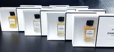 Chanel Les Exclusifs Miniatures 4ml 0.12FL.Oz  New Original Chanel