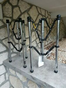 LOT DE 2 SUPPORTS STAND CONGAS MEINL TMC