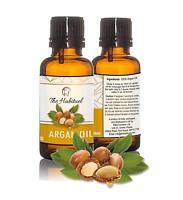 ARGAN OIL 100% Organic Moroccan  for Skin, Body & Hair 50ml ~ The Habituel