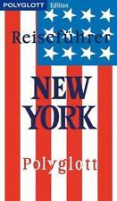POLYGLOTT Edition Reiseführer New York + Stadtplan zum Herausnehmen,  wie neu