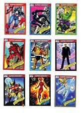 "1990 Impel ""Marvel Universe Series 1"" U-PICK , NM/M"