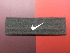 "Nike headband. Charcoal. 2.25"" wide (Buy any 2 Get 1 FREE!!)"