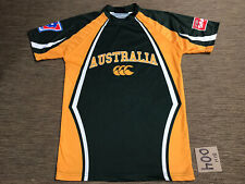 Australia Rugby shirt Jersey Canterbury M Medium