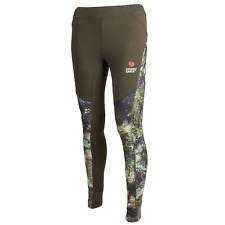 Stoney Creek Women's Active Tights-Olive/TCF, Women's Hunting Pants, Camo Pants