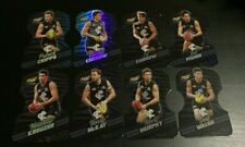 2020 AFL FOOTY STARS PRESTIGE ZEBRA DIE CUT CARLTON BLUES FULL TEAM SET