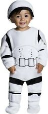Kids Star Wars Dlx Storm Trooper Plush Costume Age 1-2 years Height 88-99 cm