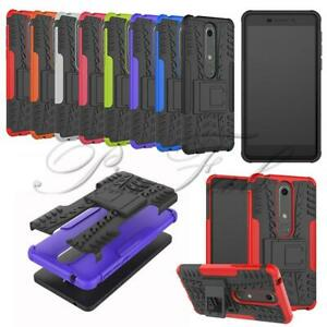 For Nokia 1.3 5.3 2.3 6.2 7.2 3.2 4.2 6.1 TOUGH Stand Shockproof Back Phone Case