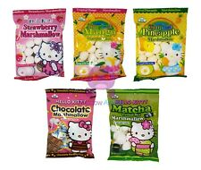 Hello Kitty Marshmallow Jelly Candy 5 Flavors - US SELLER