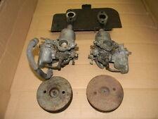 ORIG AUSTIN HEALEY SPRITE , MG MIDGET SU CARBURETORS CARBS 1275  ENGINE 1970-72
