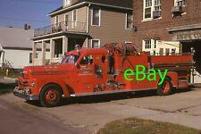 Fire Truck Photo Detroit Unique Seagrave 800-Q Quad Engine Apparatus Madderom