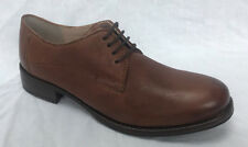 BNIB Clarks Ladies Tomina Luca Tan Leather Lace Up Shoes