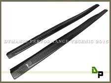 Carbon Fiber DP Style Side Skirt Lip For 07-13 BMW E92 E93 M-Sport 328i 335i