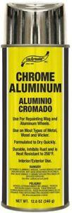 SM Arnold 66-106 Lacquer Spray Paint Chrome Aluminum Lacquer - 12 oz.