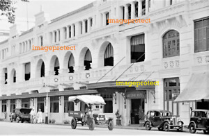 SINGAPORE, Adelphi Hotel in March 1940  6 x 4 inch