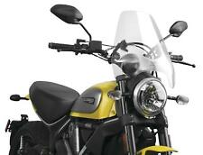 National Cycle - N25042 - Deflector Screen for 1in. Handlebars, 14in. - Clear