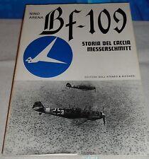MESSERSCHIMITT Bf 109:STORIA DEL CACCIA MESSERSCHMITT-NINO ARENA-1980