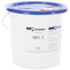 (20,18€/1kg) KLEIBERIT 881.1 2K D4 Heißpressenleim incl. Härter 881.2   5,75-kg-