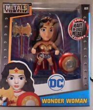 Wonder WomanFigure DC Comics METALS DIE CAST Jada Toys #m378 Brand New 6 inches