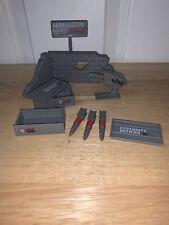 Vintage GI JOE 1984 Missle Defense Unit, Complete, Playset Hasbro,