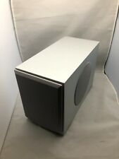 100W Small Boxed Subwoofer Raw Input (-) (+) Passive  home computer or RV
