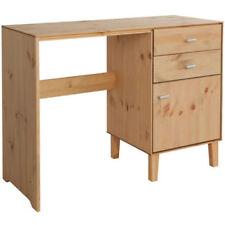 Escritorios y mesas de PC de madera maciza para el hogar