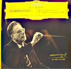 ++KARL BOEHM/BERLIN symphonies n°40/41 MOZART LP Deutsche Grammophon EX++
