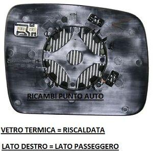 VETRO PIASTRA SPECCHIO TERMICA DESTRO 001064 LAND ROVER DISCOVERY IV 2009