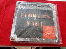 PAUL McCARTNEY~ FLOWERS IN THE DIRT~ NEVER PLAYED~ ALL IN TACT~ RARE ~ ROCK  LP