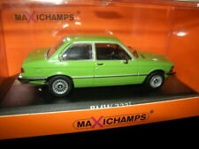 1:43 Maxichamps BMW 323i 1975 green/grün Nr. 940025474 in OVP