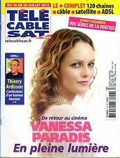 Mag 2012: VANESSA PARADIS_THIERRY ARDISSON_NOAH WYLE_THOMAS VOECKLER