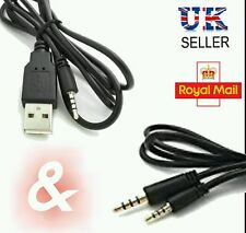 Carga USB y cable de audio para auriculares JBL Synchros E40BT/E50BT/J56BT