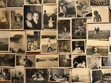 1000+ HUGE LOT PHOTOS SNAPSHOTS ANTIQUE OUTSTANDING VINTAGE OLD ESTATE 1910s -50