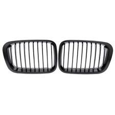 1 Paire pare-chocs avant Grille de capot Grill pour 98-01 BMW E46 3Serie