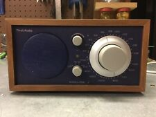 Tivoli Audio Henry Kloss Model One Radio - Blue - Cherry