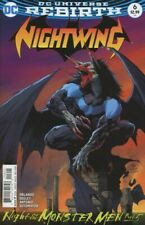 NIGHTWING #6 (2016) IVAN REIS VARIANT COVER, DC REBIRTH, NM