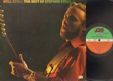 Stephen Steve Stills STILL STILLS The Best of Stephen Stills LP 1976