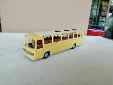 TEKNO Holland 0302MERCEDES BENZ  BUS COACH  Yellow / White  V NEAR MINT