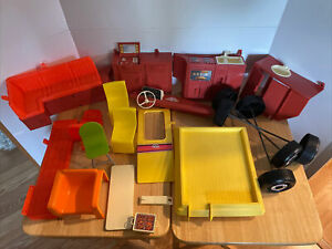 Vintage 1976 Barbie GMC Star Traveler RV Motor Home Camper Replacement Parts