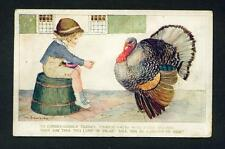 CHILDREN – 'MR COBBLE-COBBLE TURKEY' – M. SOWERBY – USED – 1921