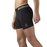Reebok Mens Boxer SPEEDWICK One Series Black Boxers Underwear Briefs Crossfit