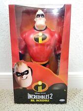 "Disney Pixar Incredibles 2 Mr. Incredible 12"" Action Figure Articulated NIB"