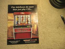 original Rock-Ola Jukebox Do More antique apparatus Flyer