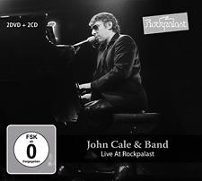 John Cale & Band-Live At Rockpalast -2Cd+2Dvd-  CD NEUF