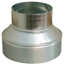 "16x12 Round Duct Reducer 16"" to 12"" Adapter"
